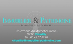 Immobilier Patrimoine Chantilly